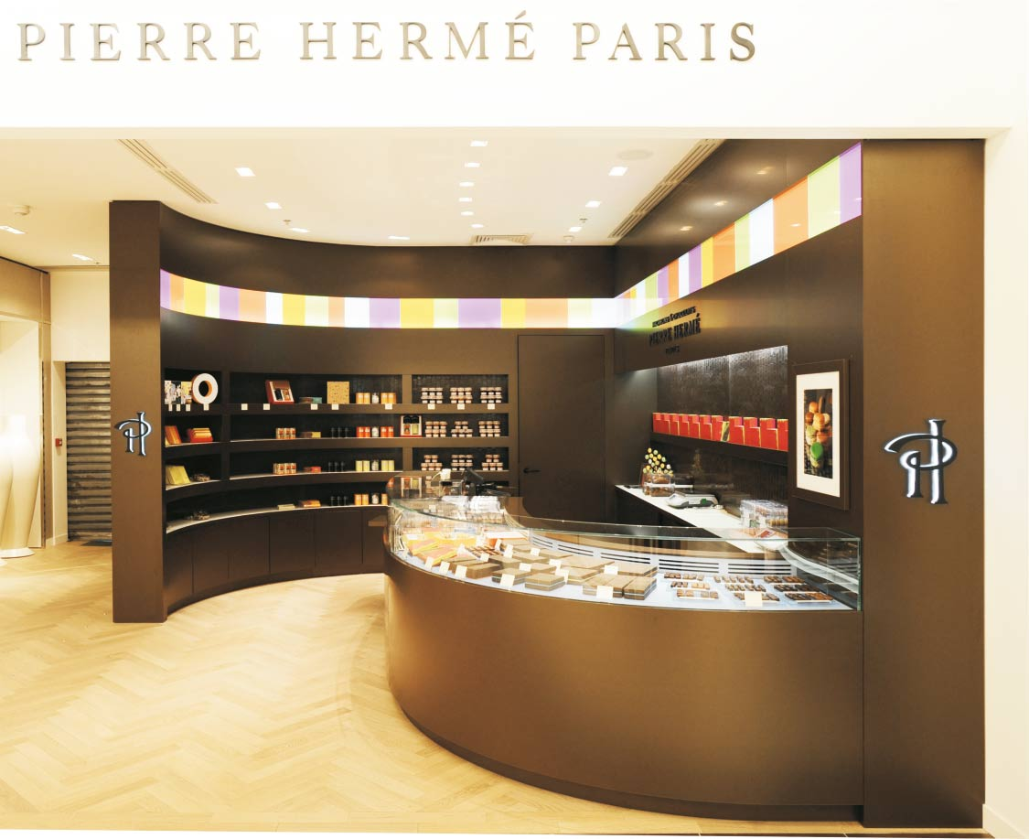 Pierre Hermé Versailles